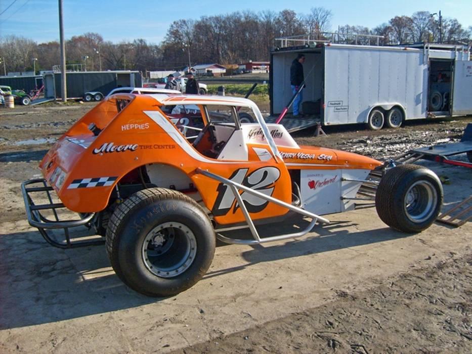 Dirt Track Race Cars: Northeastern Vintage Dirt Modified Racing Club