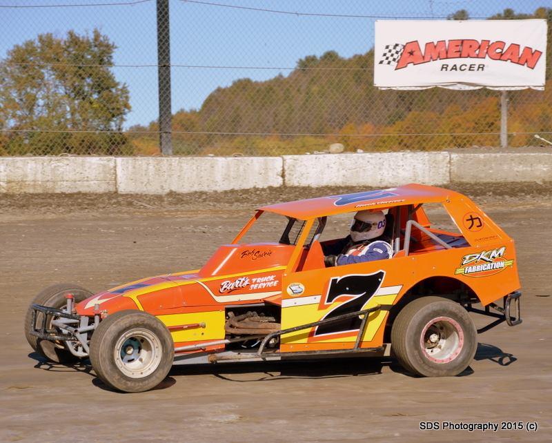 #7 Buck Gasner