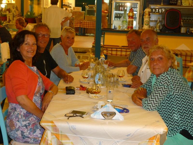 Anita, Tonny, Mia, Peter, Paul & Lenie