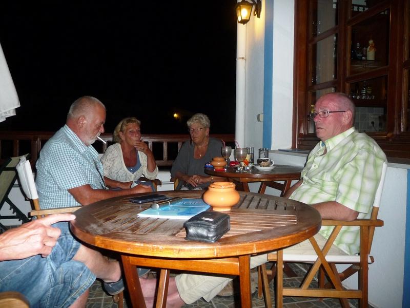 Paul, Lenie, Ardi & Johan