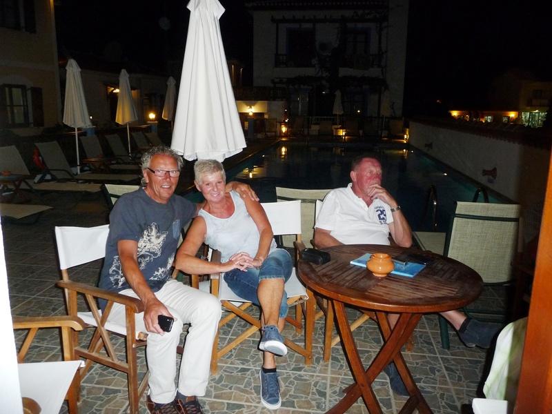 Tonny, Mia & Peter
