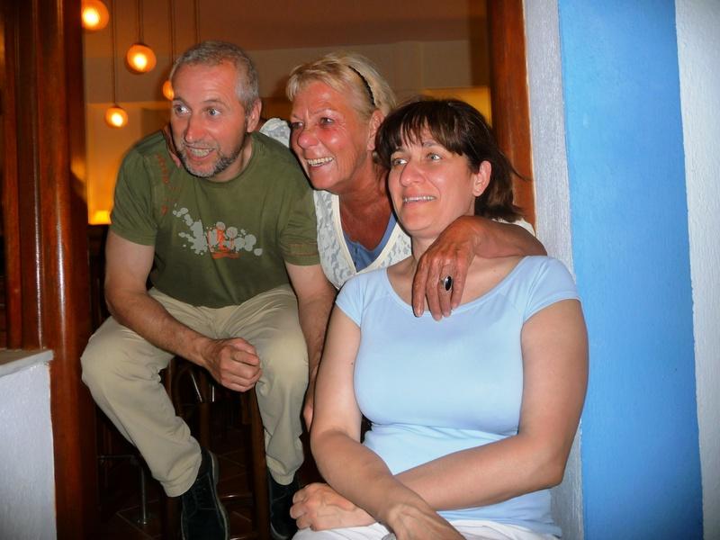 Manolis, Lenie & Sofia