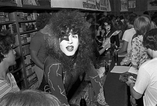 1976 Peaches Store...