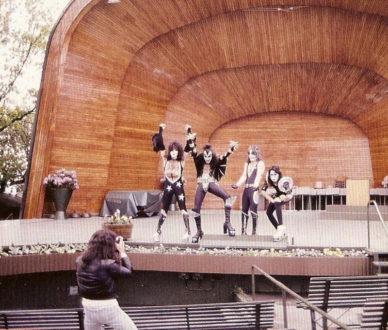 1976 Sweden photoshoot
