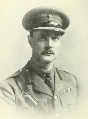 Lieutenant Colonel Charles Harold Blackburne