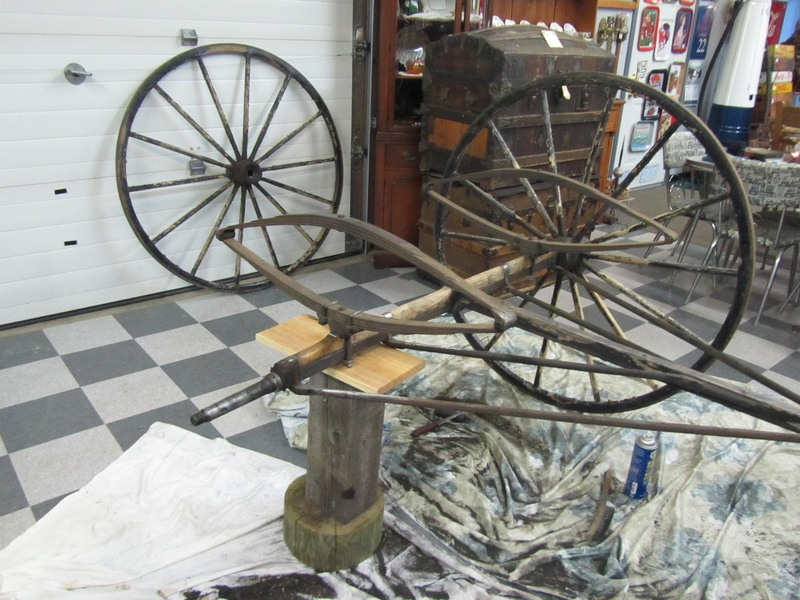 HEARSE FRAME PIC 1