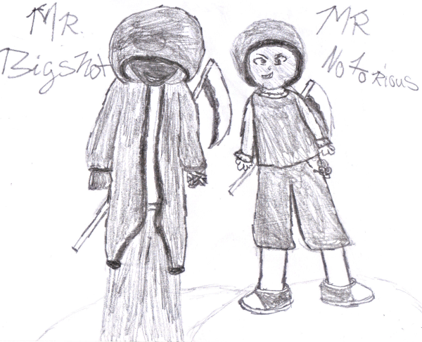 Mr. Bigshot & Mr. Notorious
