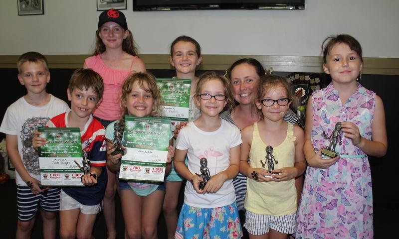 Bears Presentation Day - SIS Kids