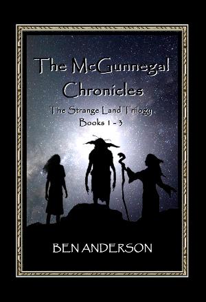 The Strange Land Trilogy - Books 1-3