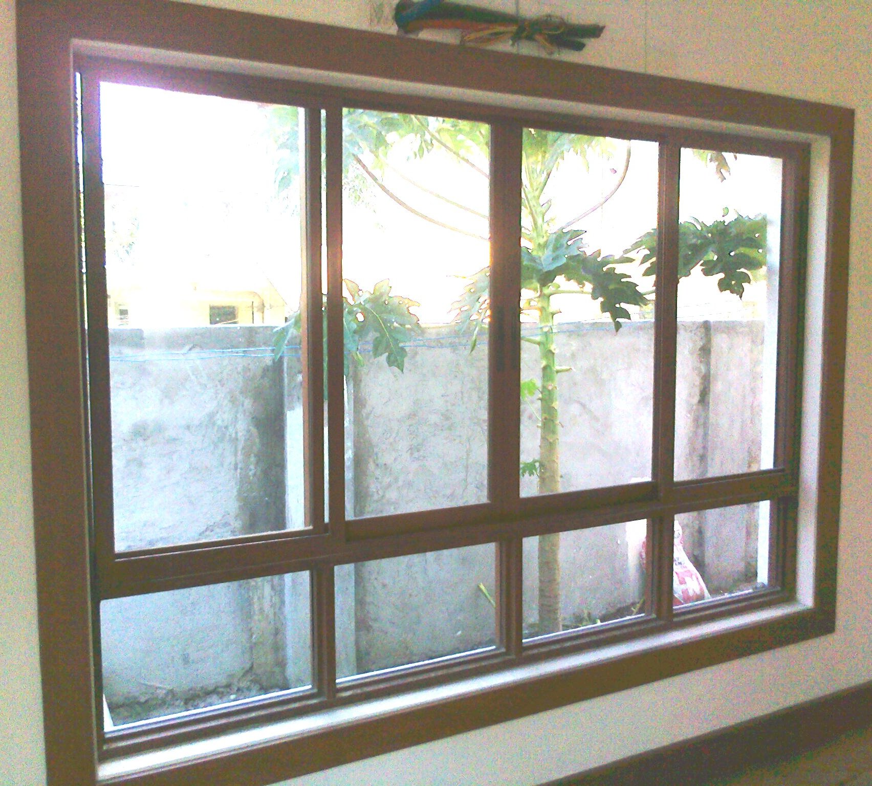 Fix slide slide fix window with screen for Sliding glass windows