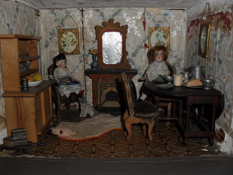 German house interior
