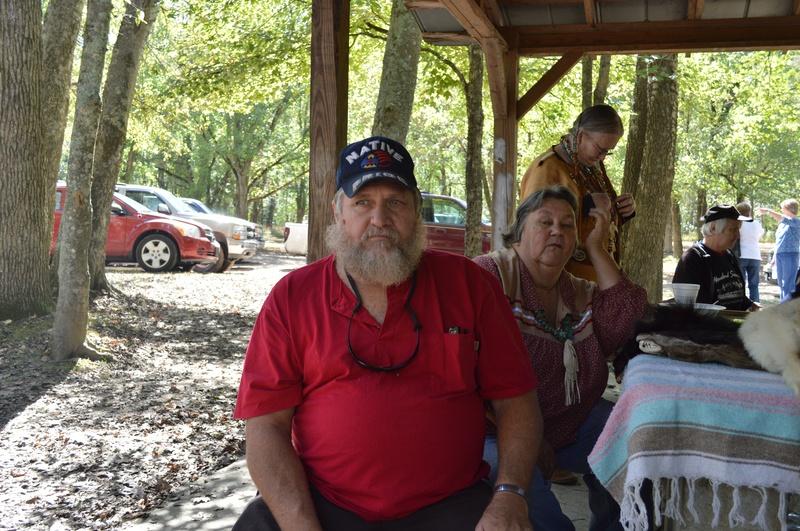 Chief of Cherokee's