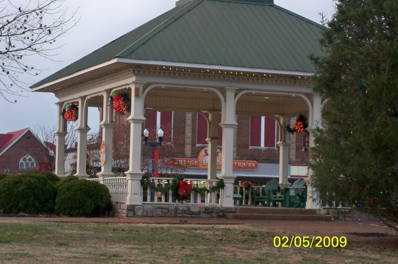 Christmas 2010 in Lawrenceburg
