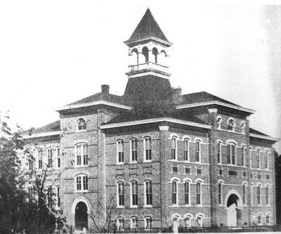 LAWRENCE COUNTY HIGH SCHOOL