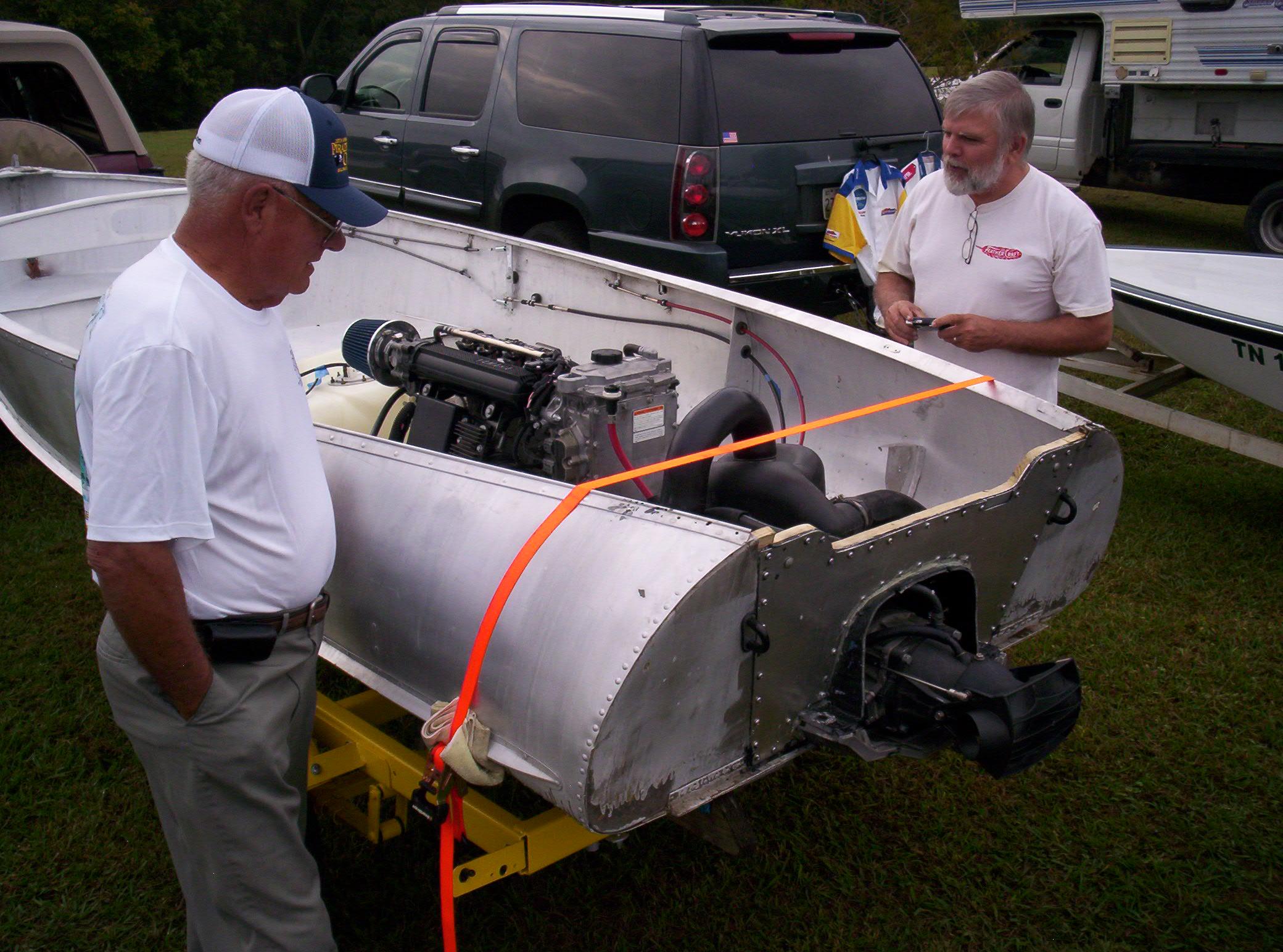 rear pump