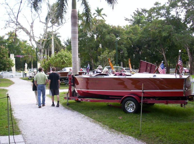Chris Craft Runabouts.