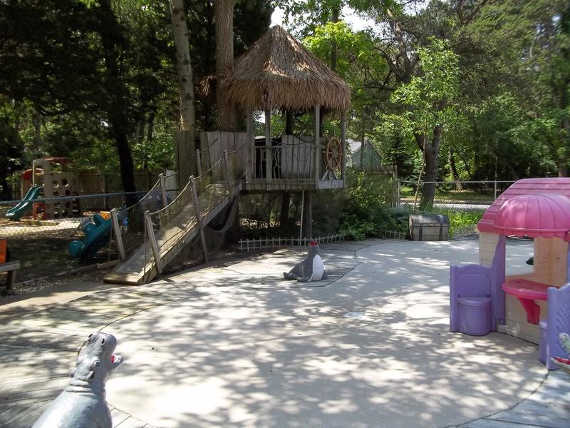 Section of Splashpark