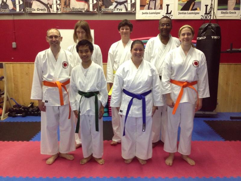 Congrats Karatekas