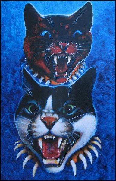 Official Bone Warrior Cats