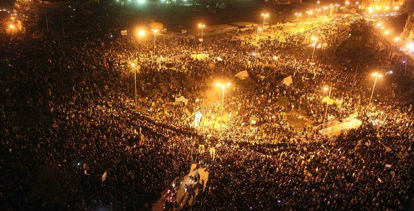 Tahir Square 11-22-11 OCCUPIED