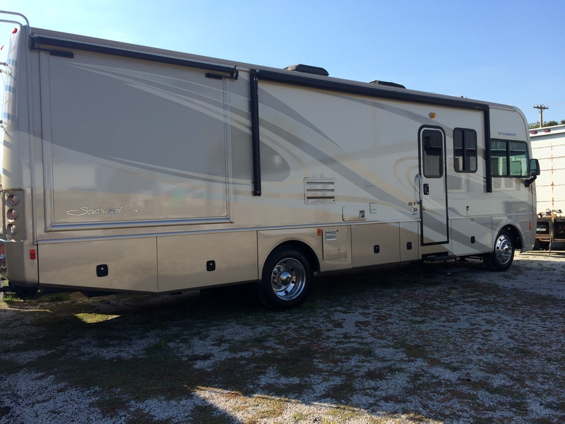 2008 32 FT SOUTHWIND BY FLEETWOOD $59,995