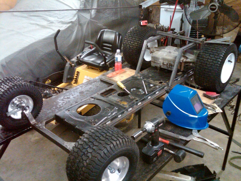 Racing Lawn Mower Parts : Racing parts lawn mower for sale