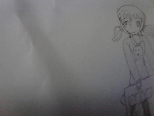 Violet drew Finty