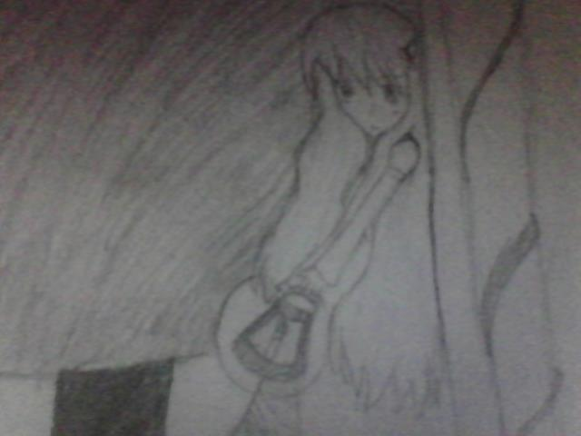 Gradient (Real name Pandora) Willow