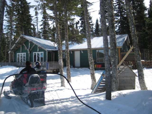 Marsha & Norman's Cabin