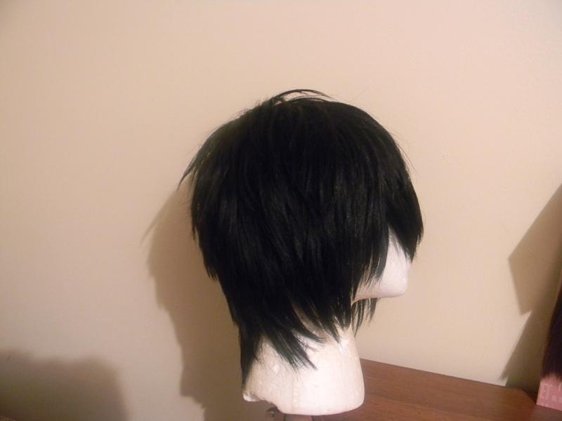 Duby short wig_Treated