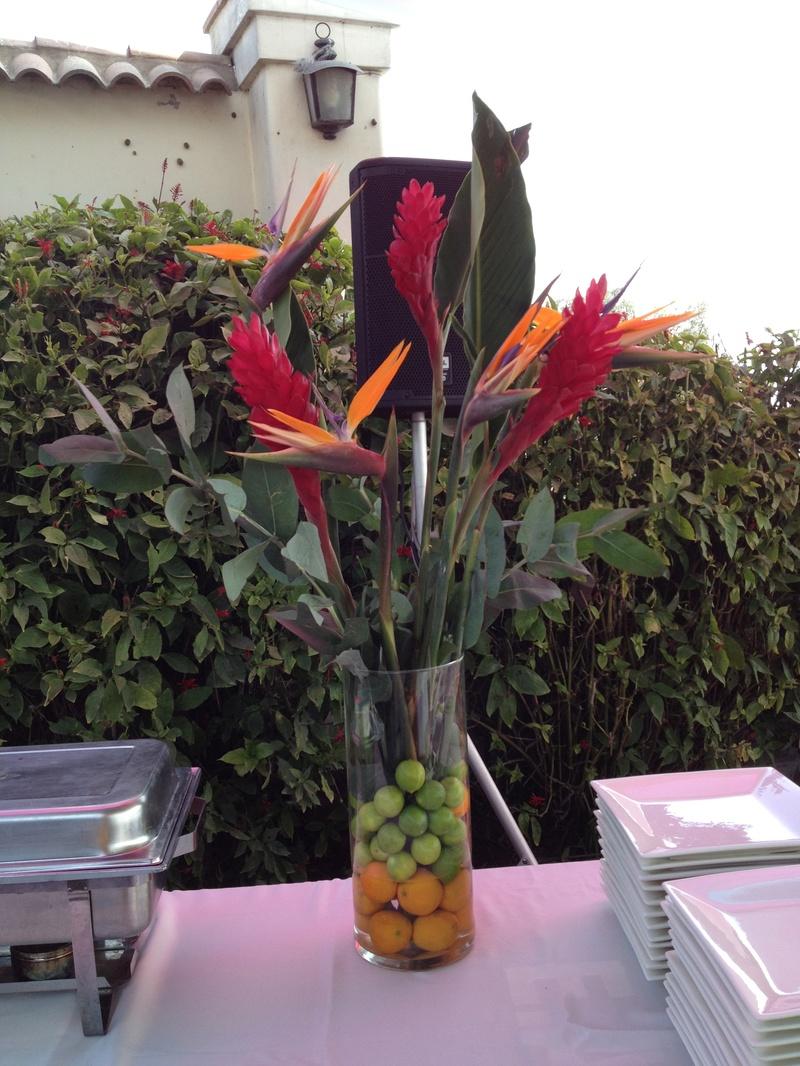 Organizaci n de eventos y arreglos de flores - Arreglo de jardines ...
