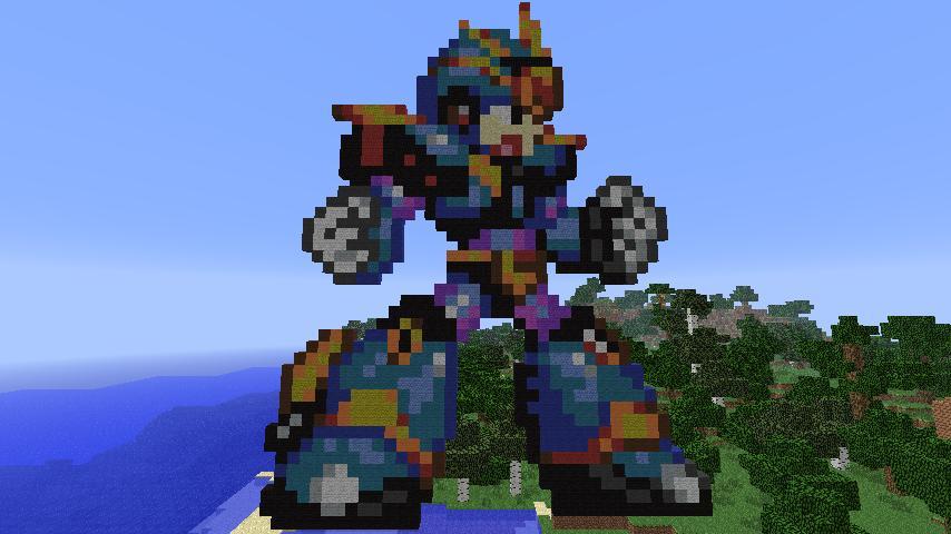 X (Ultimate Armor) - Megaman X5