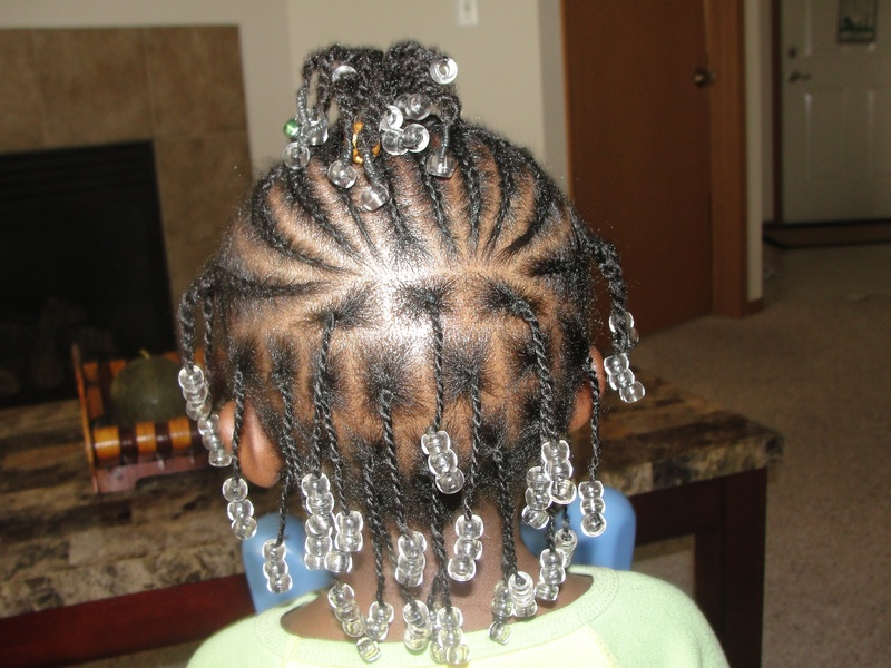 cornrow n twists