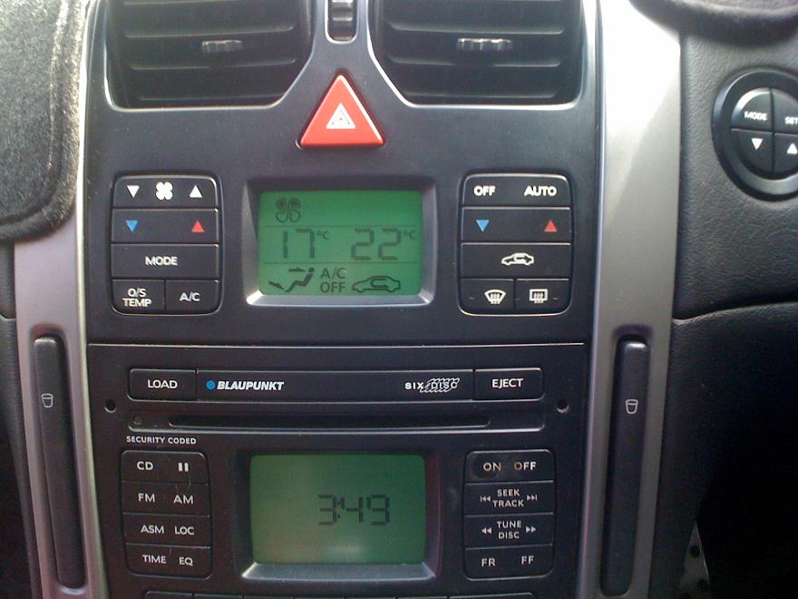 Vy Ss Sii Climate Control Just Commodores