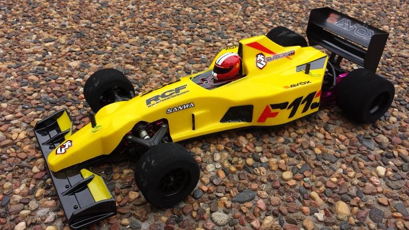 3Racing F113