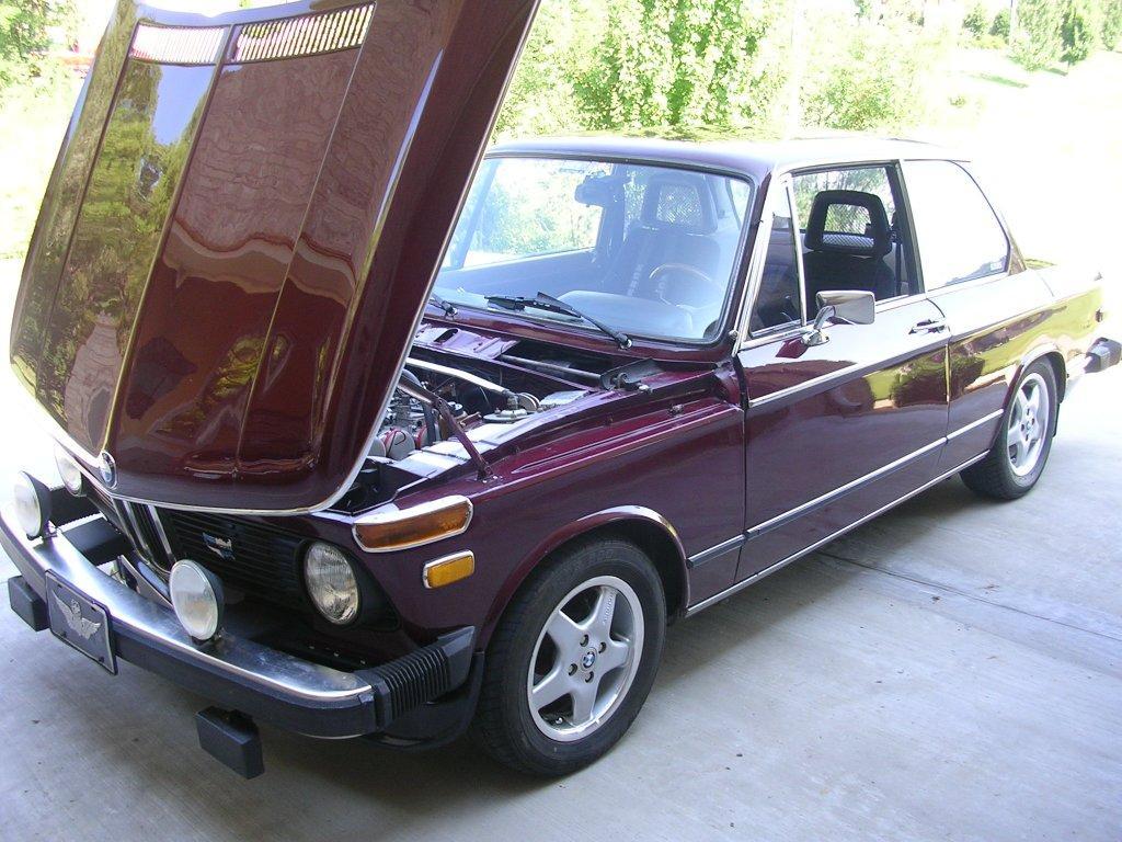 1974 BMW 2002Lux