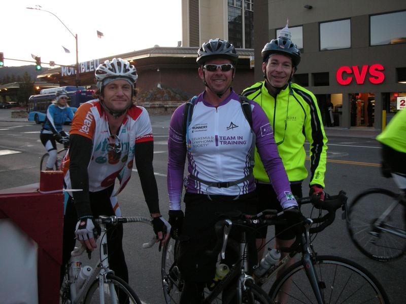 Century Bike Ride for Leukemia and Lymphoma Society