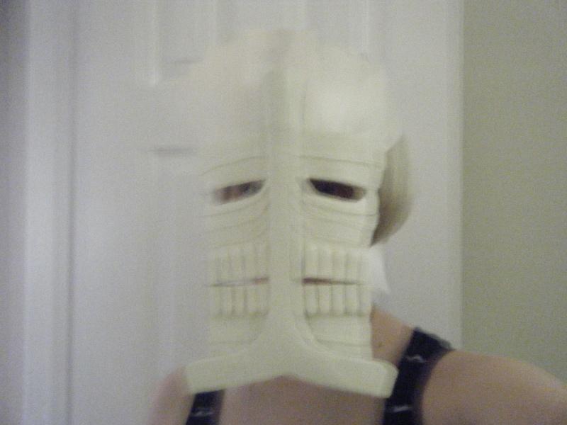 Hirako's Mask