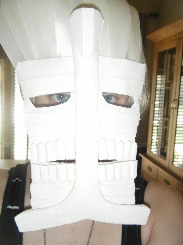 Hirako's Mask 2