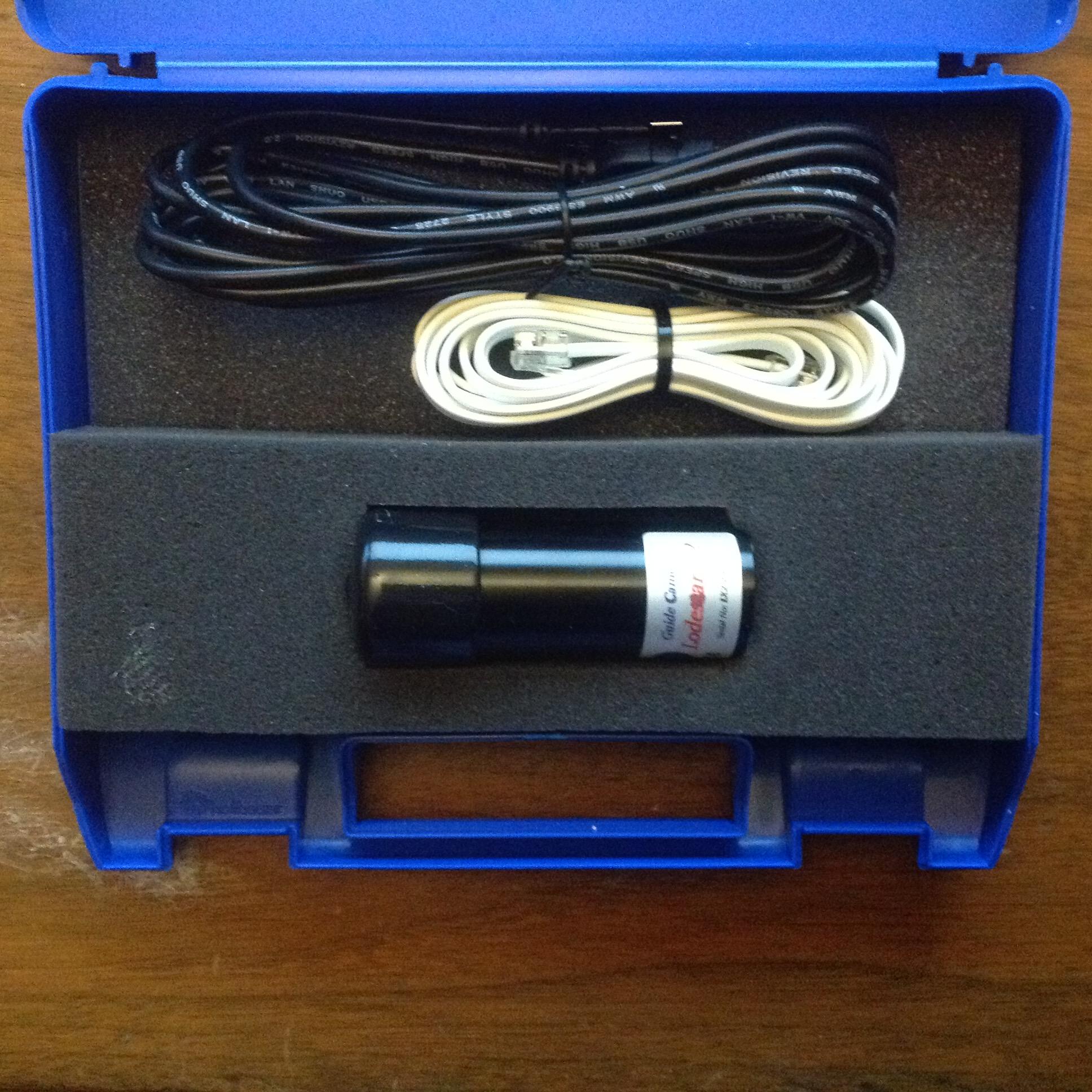 Lodestarx2 guiding camera