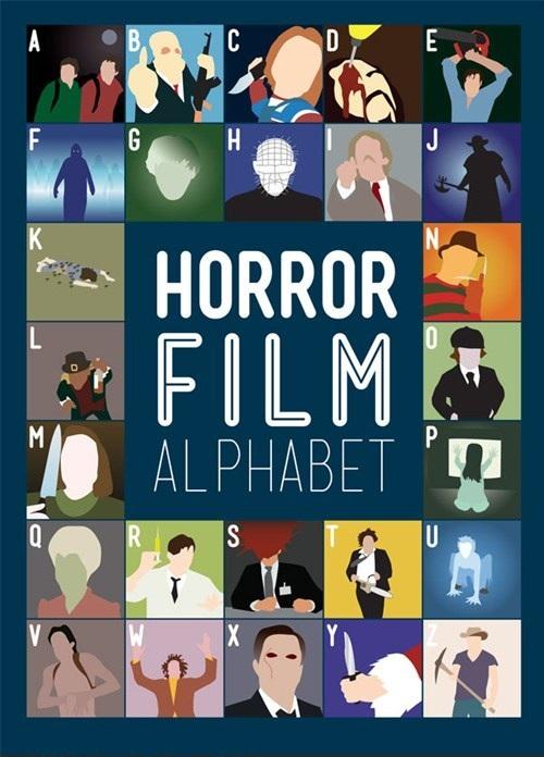 The Horror Film Alphabet