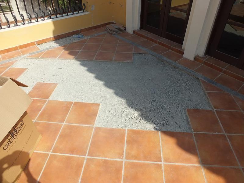 Red Tile (Mallorca)