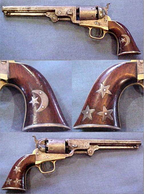 KGC Colt M1851 Revolver