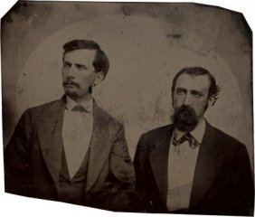 """William C. """"Bloody Bill"""" Anderson and Gen. J.O. Shelby"""