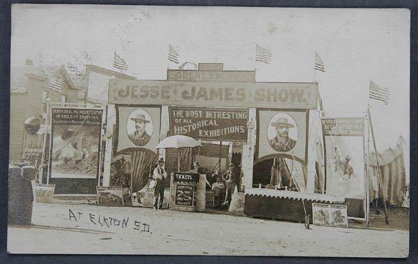 Jesse James Show - Elkton, South Dakota