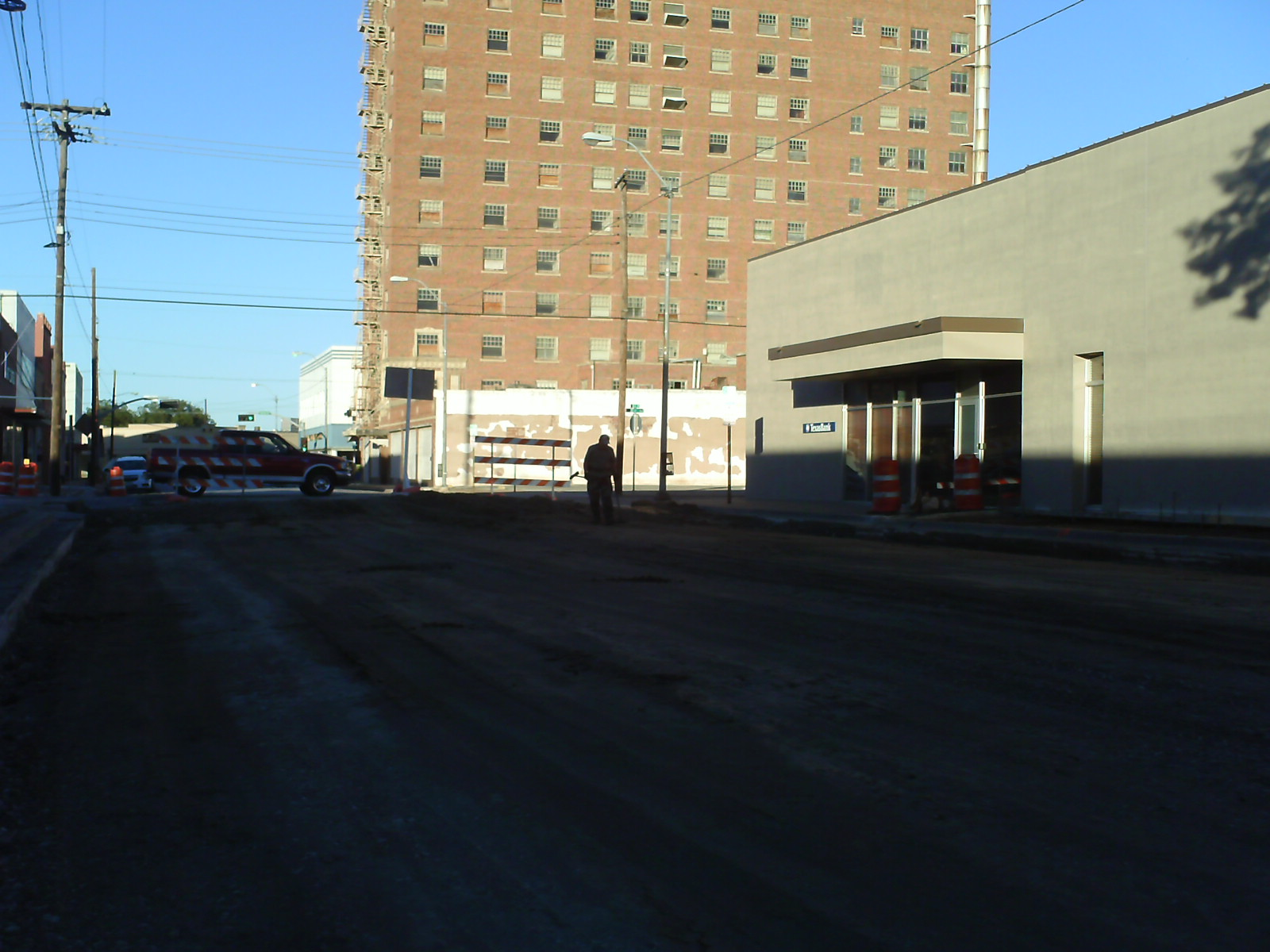 Fisk Avenue Tear-Out - 2014 - 2