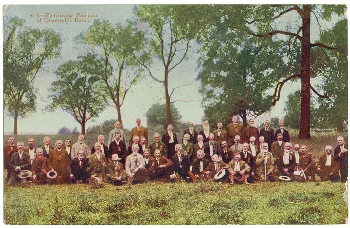 Quantrell's Veterans