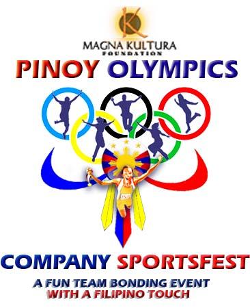 Larong Pinoy Company Sports Fest 1