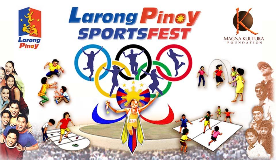 Pinoy Games Filipino