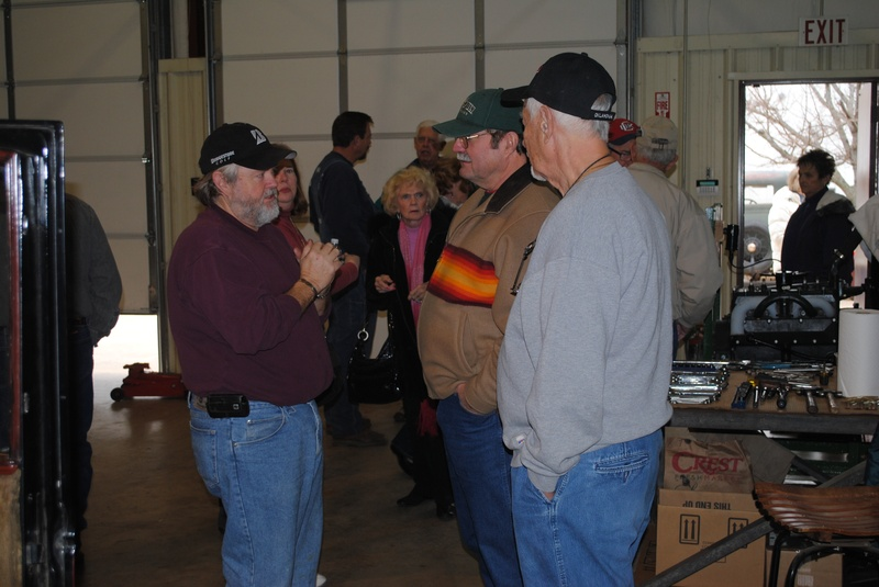 2013 January Tune Up At Harris Garage